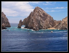 The Arch at Cabo (el__vaquero) Tags: ocean seascape arch cabosanlucas landsape