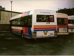 Cumberland 251 F251 JRM Whitehaven 210789 BKP (bkp550) Tags: bus preserved whitehaven cumberland lynx stagecoach leyland f251jrm
