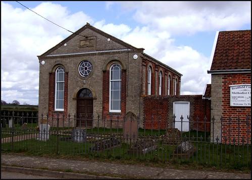 Bradfield Chapel