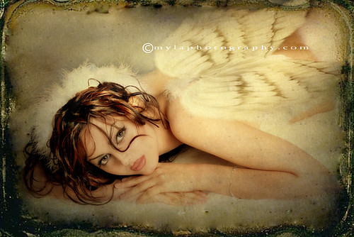 Angel by mylaphotography.