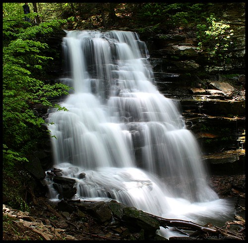 Ricketts Glen State Park by jasonb42882, on Flickr