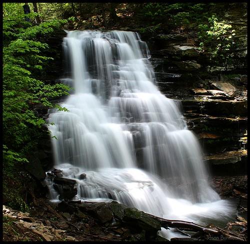 Ricketts Glen State Park by jasonb42882, on Flickr