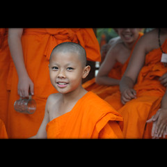 Model (Yorick...) Tags: portrait thailand kid monk bye past nen thisday