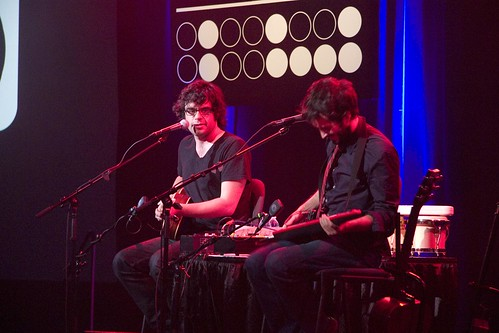 Flight of the Conchords at Google IO