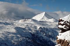 White pyramid (No_Mosquito) Tags: gastein stubnerkogel salzburg austria europe alps hohe tauern clouds ritterkopf view landscape scenery winter pyramid peak rocks canon powershot g7x mark ii ski trip ngc
