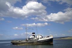 Ushuaïan Wreck