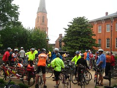 Frederick Maryland Bike to Work Day