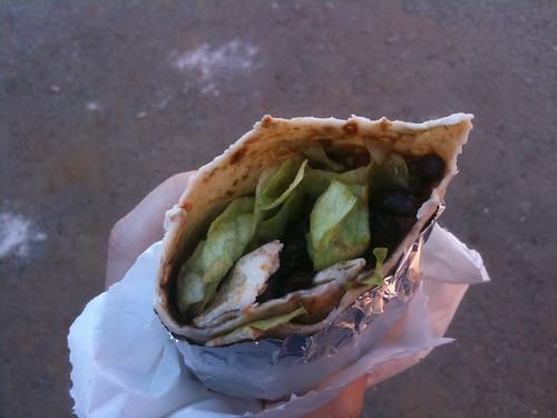 No. 1 Burrito