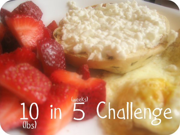 10 in 5 challenge
