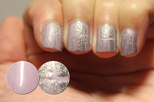 Zoya Marley with Silver Shatter