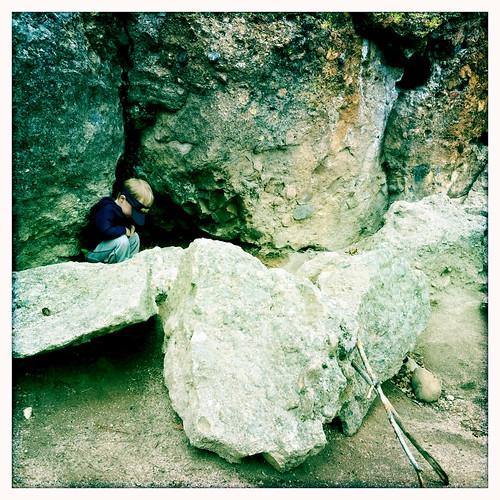 saturday in the rocks