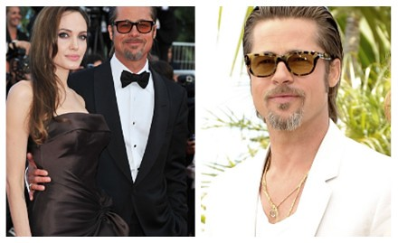 Brad Pitt fashion sunglasses at Cannes 2011