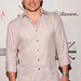 Nick Lachey sporting his black iRenew Bracelet