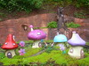 Enchanted Forest (jericl cat) Tags: park family mushroom oregon forest train amusement gnome village elf fantasy tiny land theme salem tune storybook gnomes enchanted elves