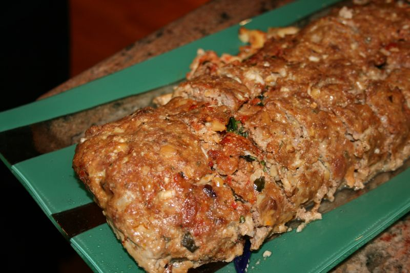 Noni's meatloaf