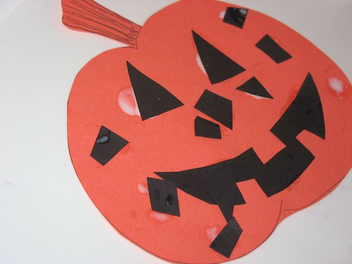 Izzy's pumpkin