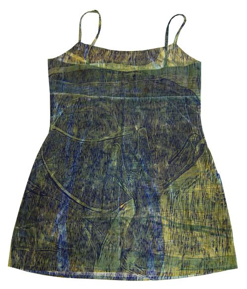 dress #9 state 5 (back)