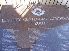 Centennial Lighthouse Dedication Ceremony