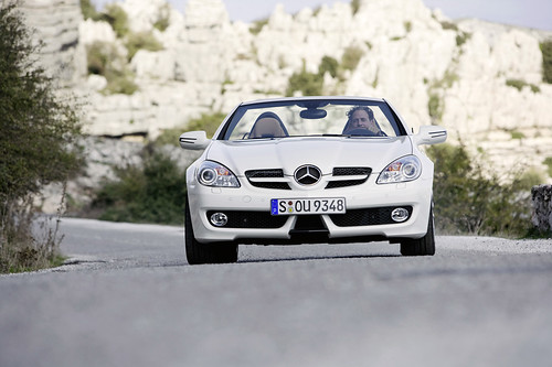 2009 Mercedes Benz SLK PICTURES