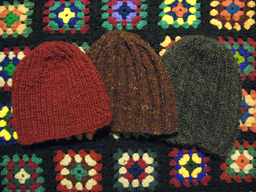 hats, for others