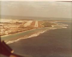 Diego Garcia Landing Approach (Walker the Texas Ranger) Tags: photos diego orion garcia p3