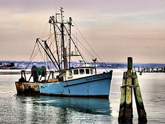 Ella Michelle (Sunset Sailor) Tags: fishing marine vessel galilee atlantic explore rhodeisland commercial maritime nautical soe trawler dragger ellamichelle betterthangood