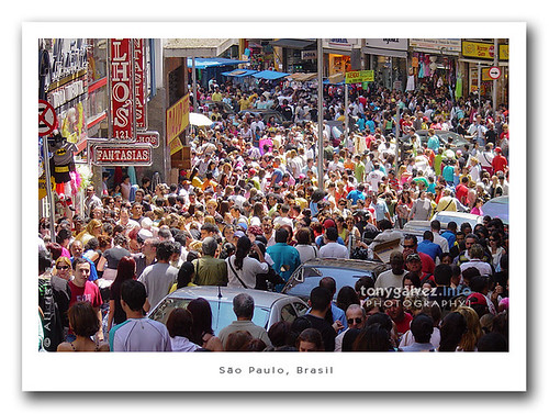 Brazilian Population New Data
