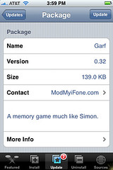 Garf Update 0.32