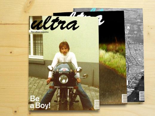 Ultra Magazine – Cover N°46-48
