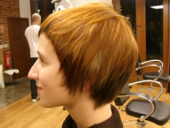 female haircut soft short (wip-hairport) Tags: haircut portugal hair lisbon short hairdresser salon