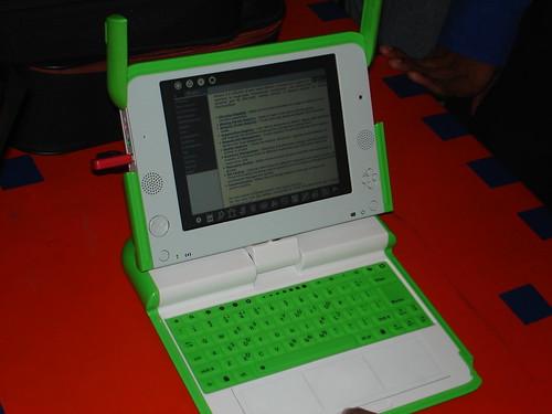 OLPC lap