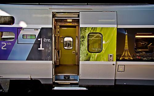 Train à Grande Vitesse  TGV