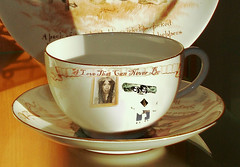 Tyrone's Tea Cup (Gravityx9) Tags: photoshop chop fabulous multicolored magical mage specialeffects woodsy 0108 blogthis sxc smorgasbord americaamerica psfo wowiekazowie anythingdigital psfofamily totalphotoshop 012408