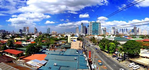 panoramic shot