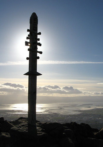 Summit post, again
