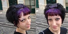 patgirl2 (wip-hairport) Tags: color girl hair cool cut lisboa lisbon violet hairport