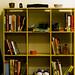 Day 034: New Bookshelf