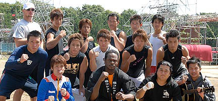 Sasuke Ninja Warrior Contestants