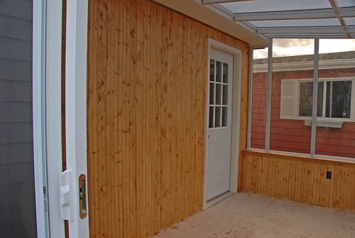 Sunroom construction 14