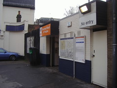 Picture of Finchley Road And Frognal Station
