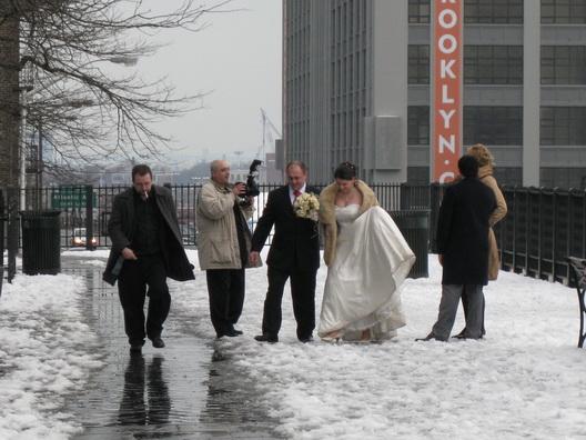 Promenade Wedding