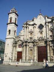 哈瓦那大教堂-2