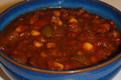 DSC_1615 (Cat Jackson) Tags: red food vegan beans slop glop veganchili
