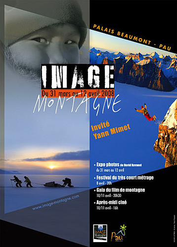 Festival Image-Montagne 2008 à Pau