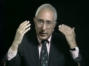 Ben Stein is Frustrated at his Lack of Brain Power