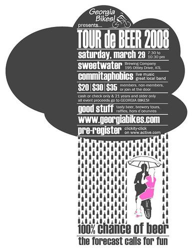 Tour De Beer 2008