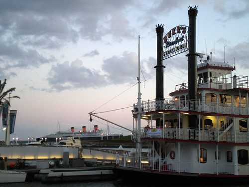 Duke's Riverboat Steakhouse