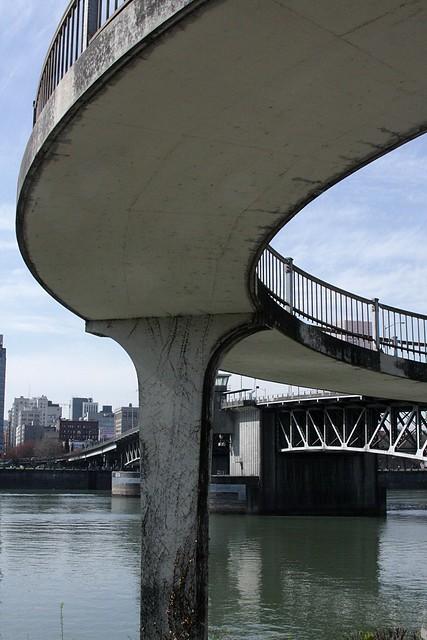 spiral, morrison bridge
