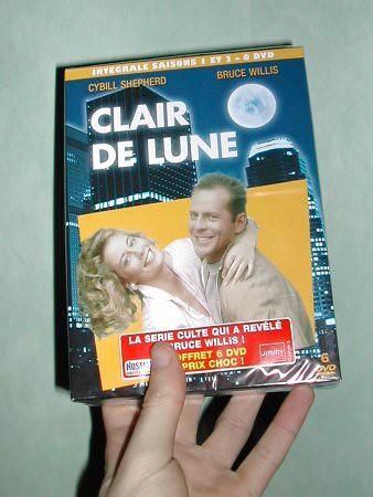 Clair de Lune, coffret