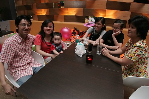 Tham Wai Hon and family 2